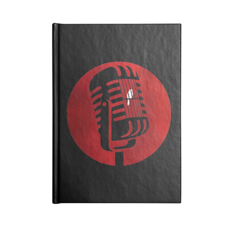 Compelled Speech Accessories Blank Journal Notebook by Shirts of Meaning