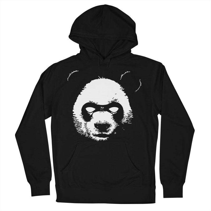 Disappointment Panda Women's French Terry Pullover Hoody by Shirts of Meaning