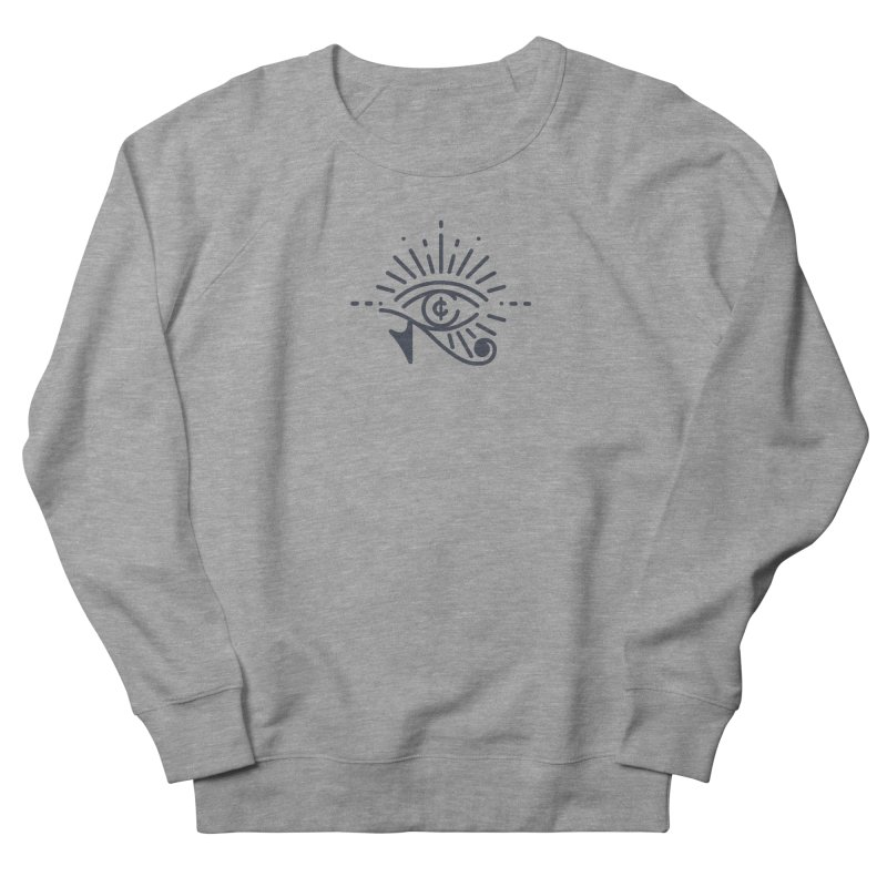 Pay Attention Vol. 1 Women's French Terry Sweatshirt by Shirts of Meaning