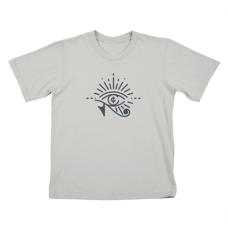 Pay Attention Vol. 1 Kids T-Shirt by Shirts of Meaning