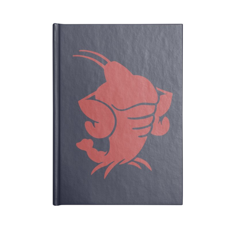 Rule 1: Stand Up Straight Accessories Blank Journal Notebook by Shirts of Meaning