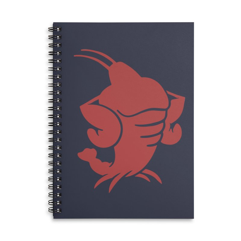 Rule 1: Stand Up Straight Accessories Lined Spiral Notebook by Shirts of Meaning