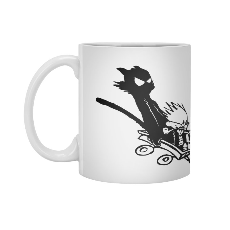 My Shadow is my BFF Accessories Mug by Shirts of Meaning