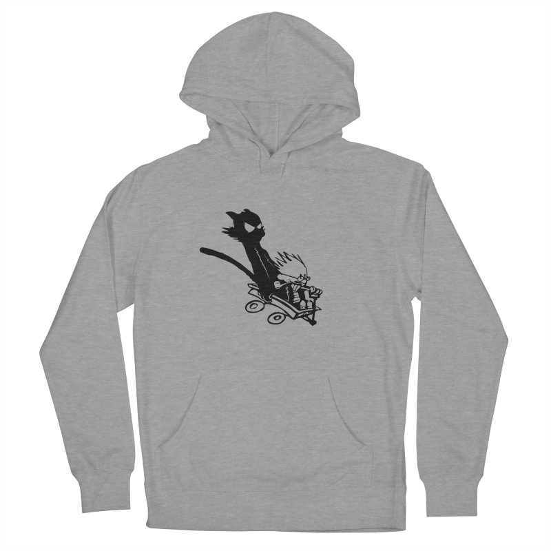 My Shadow is my BFF Men's Pullover Hoody by Shirts of Meaning