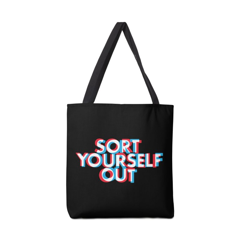 Focus Accessories Bag by Shirts of Meaning
