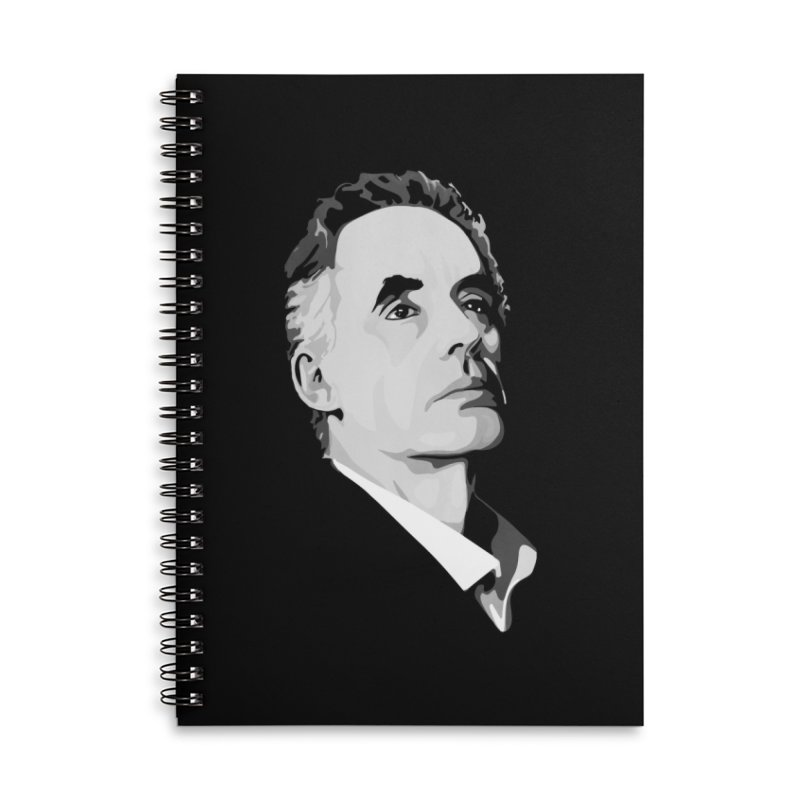 JBP Accessories Lined Spiral Notebook by Shirts of Meaning