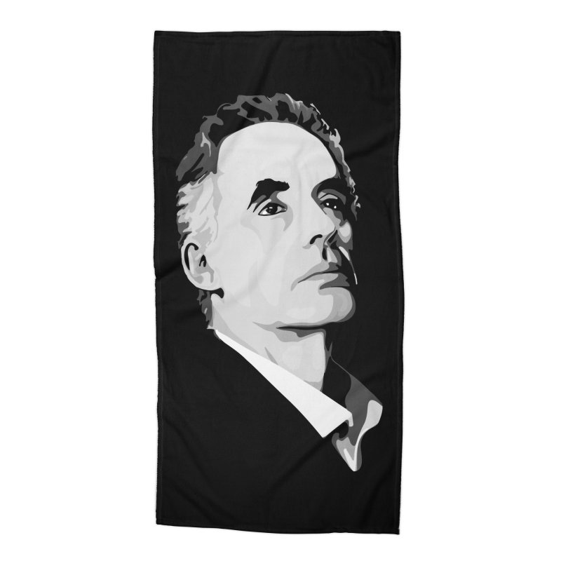 JBP Accessories Beach Towel by Shirts of Meaning