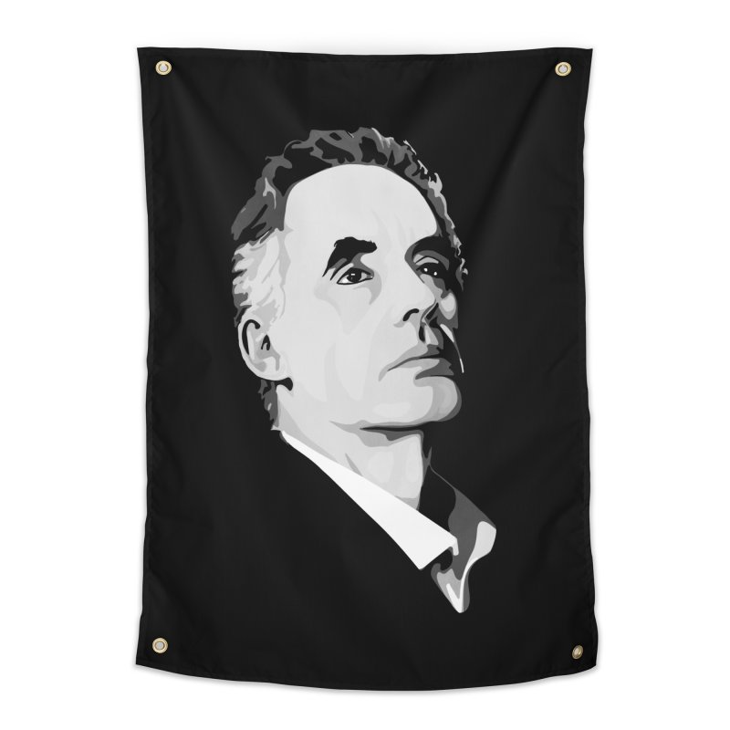 JBP Home Tapestry by Shirts of Meaning