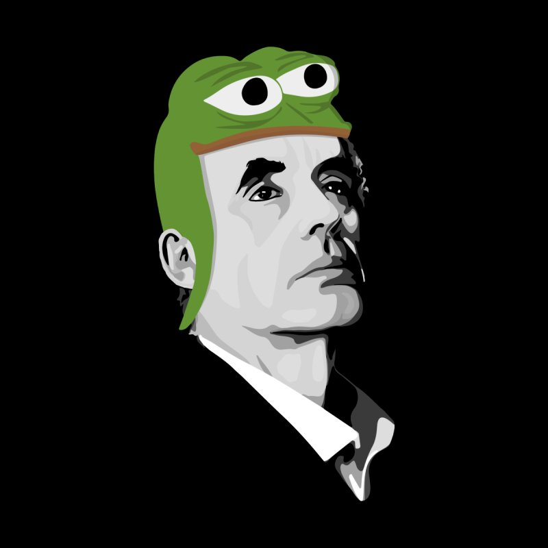 Jordan B Frog by Shirts of Meaning