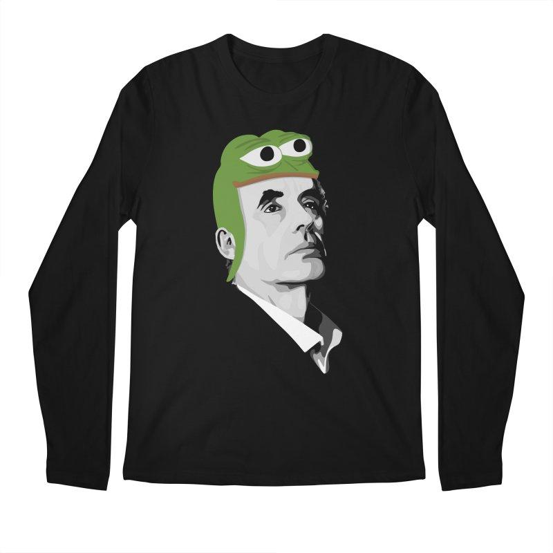 Jordan B Frog Men's  by Shirts of Meaning