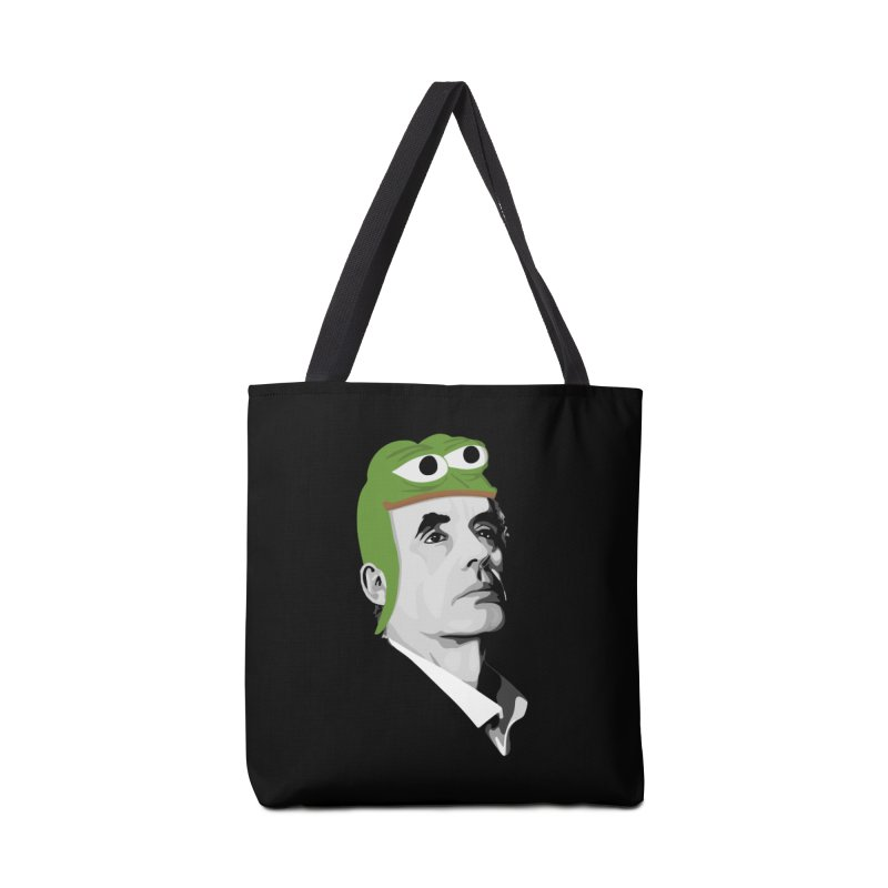 Jordan B Frog Accessories Bag by Shirts of Meaning