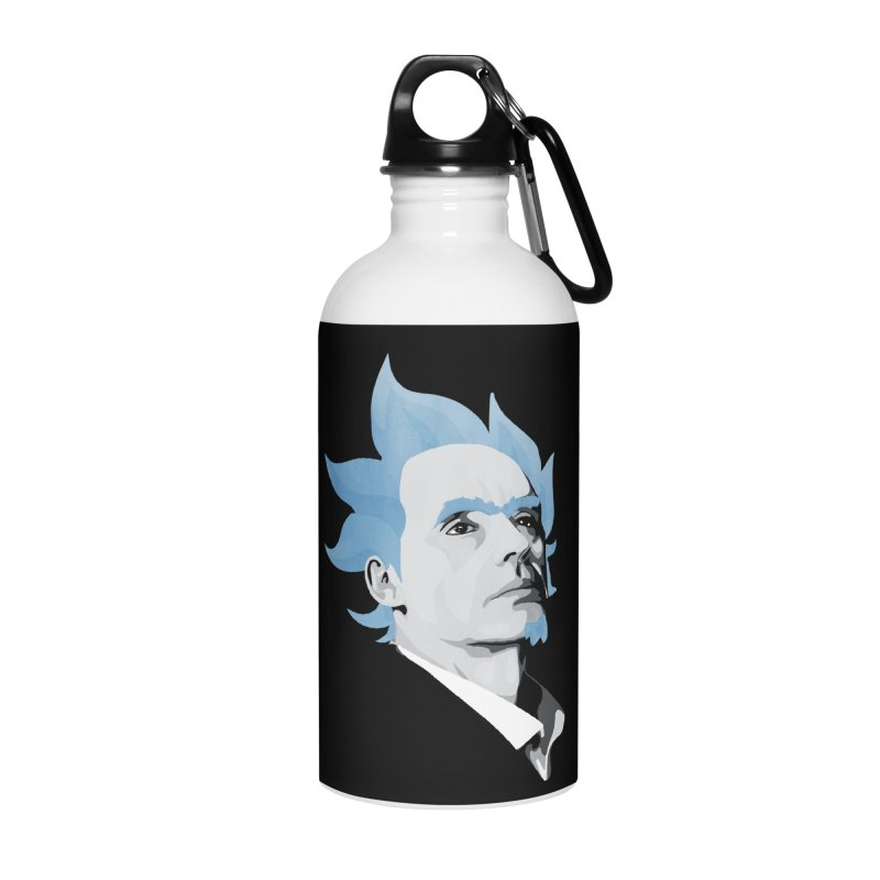 Jordan C-137 Accessories Water Bottle by Shirts of Meaning