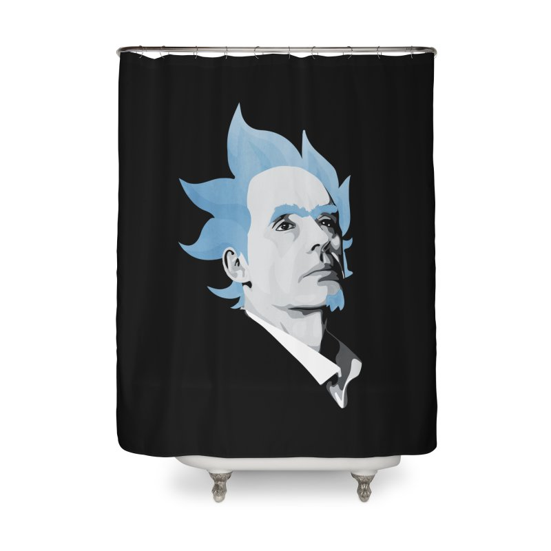 Jordan C-137 Home Shower Curtain by Shirts of Meaning