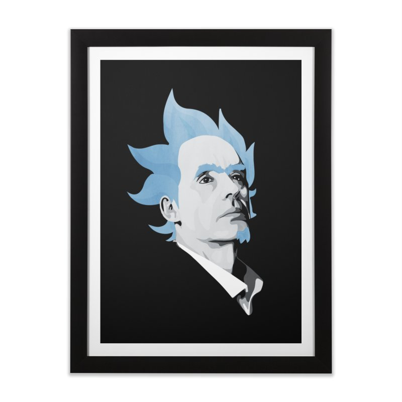 Jordan C-137 Home Framed Fine Art Print by Shirts of Meaning