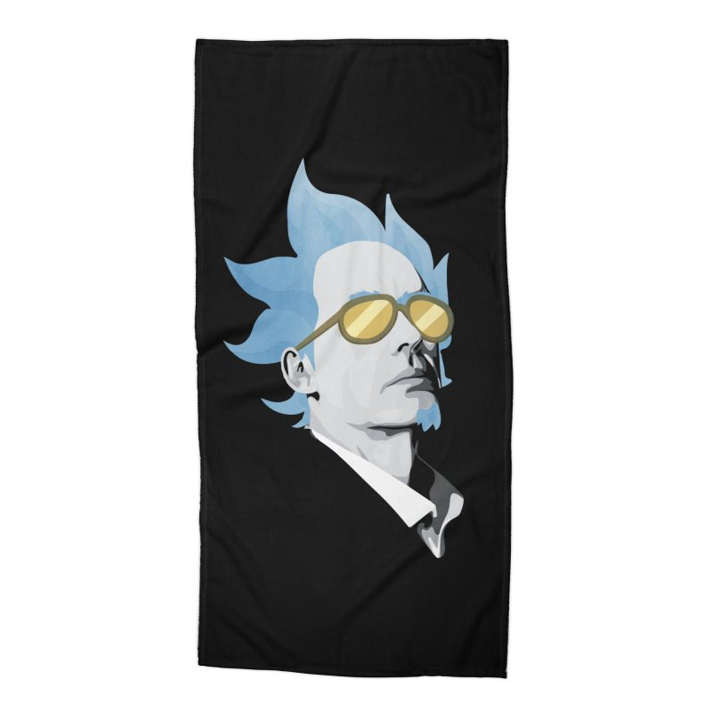 Jordan K-83 Accessories Beach Towel by Shirts of Meaning