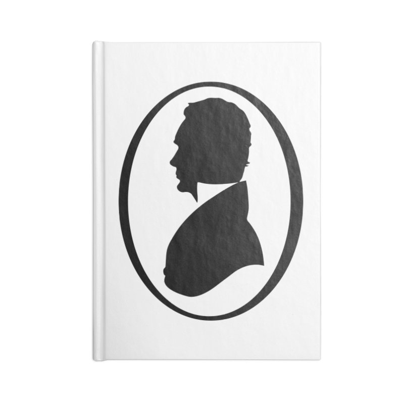 Thinker Accessories Notebook by Shirts of Meaning