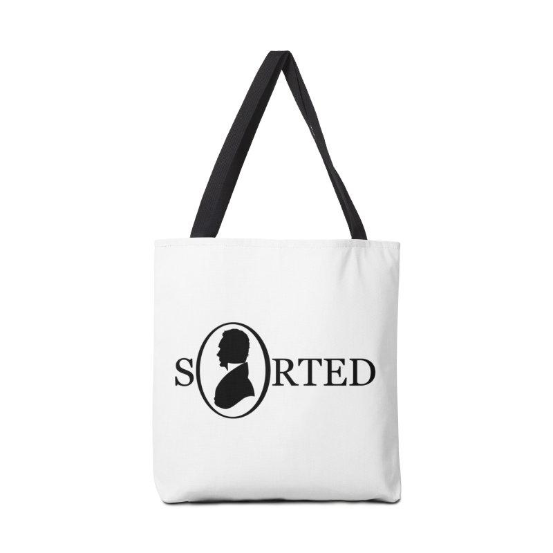Sorted Accessories Bag by Shirts of Meaning
