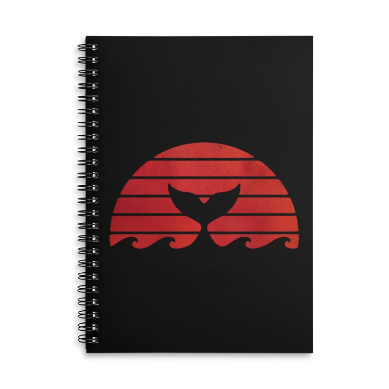 Rescue Your Father Vol 1 Accessories Lined Spiral Notebook by Shirts of Meaning