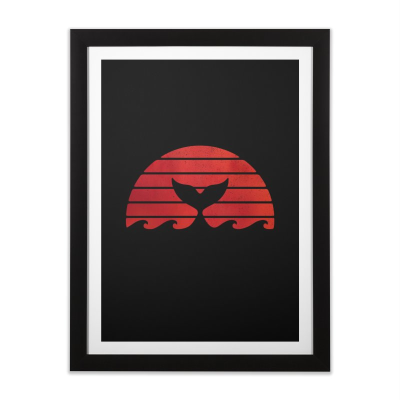 Rescue Your Father Vol 1 Home Framed Fine Art Print by Shirts of Meaning