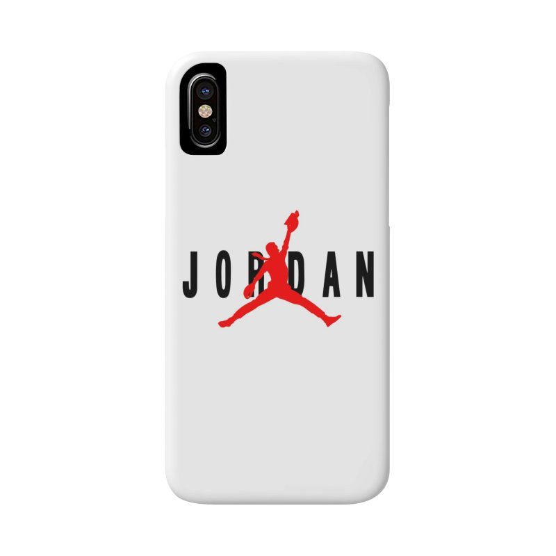 Air Peterson Accessories Phone Case by Shirts of Meaning