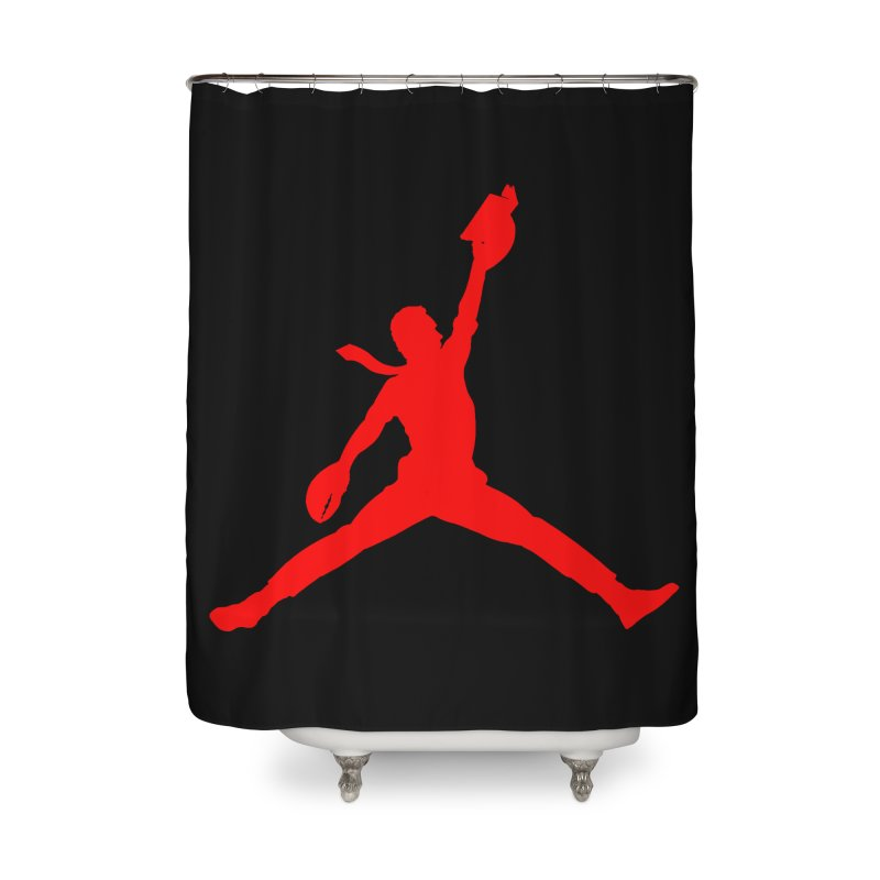 Thinkman Home Shower Curtain by Shirts of Meaning