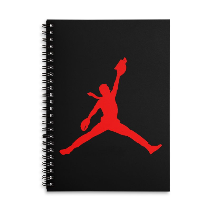 Thinkman Accessories Lined Spiral Notebook by Shirts of Meaning