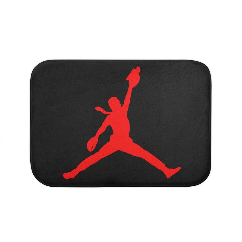 Thinkman Home Bath Mat by Shirts of Meaning