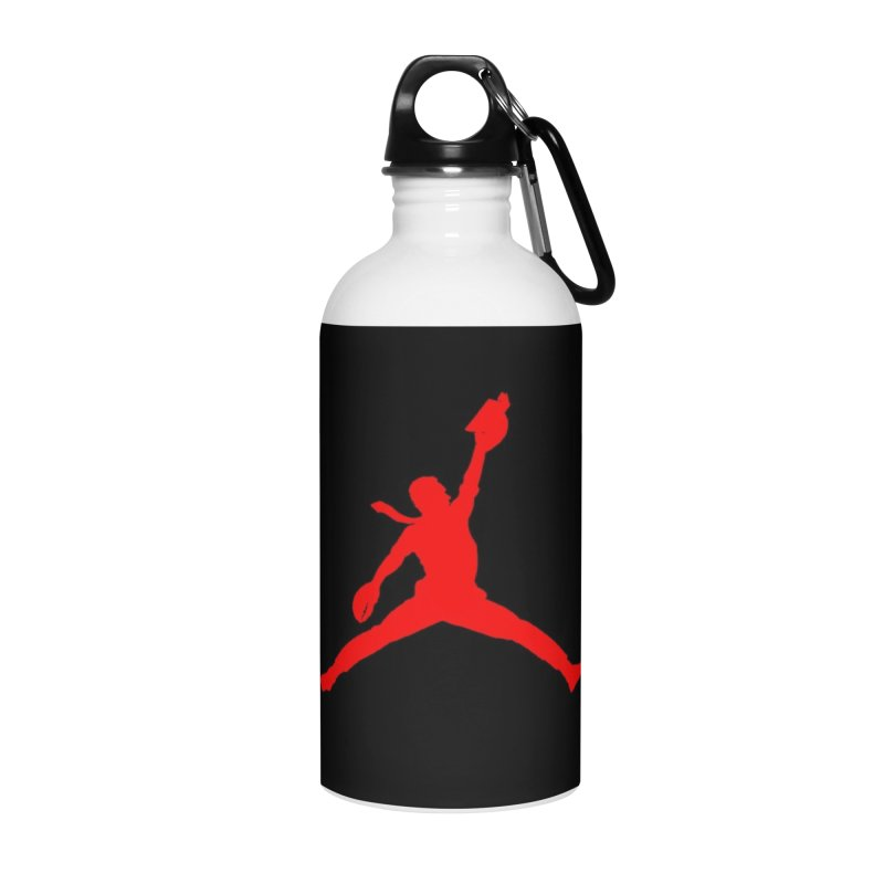 Thinkman Accessories Water Bottle by Shirts of Meaning