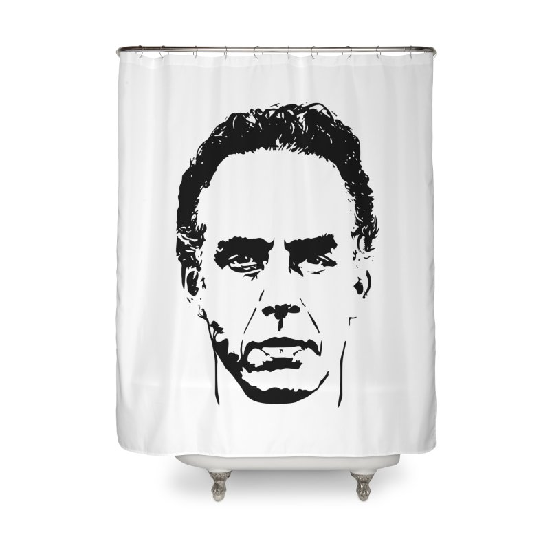 Archetypal Father Home Shower Curtain by Shirts of Meaning