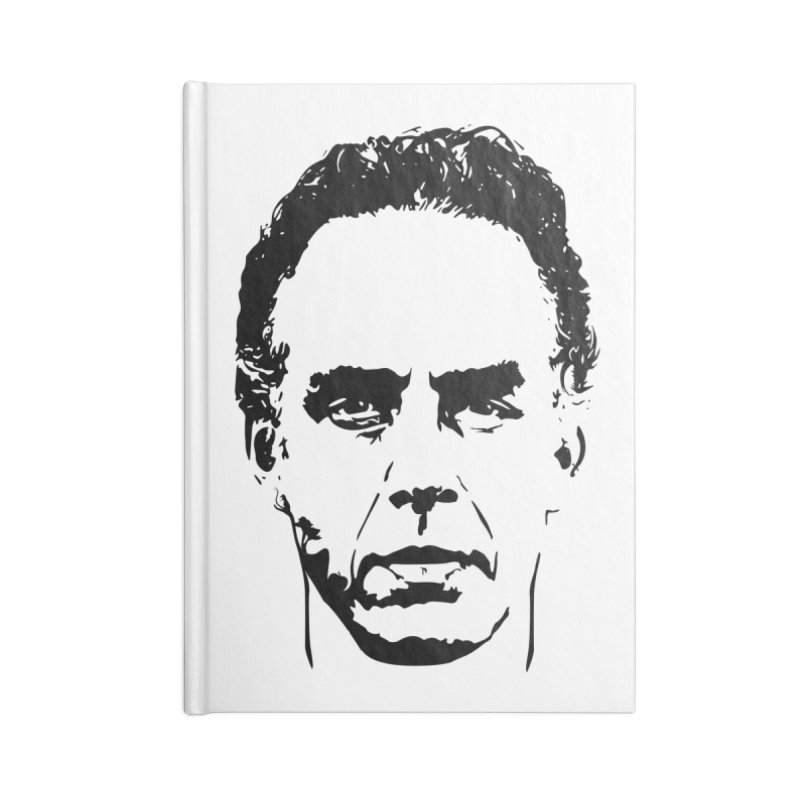 Archetypal Father Accessories Notebook by Shirts of Meaning