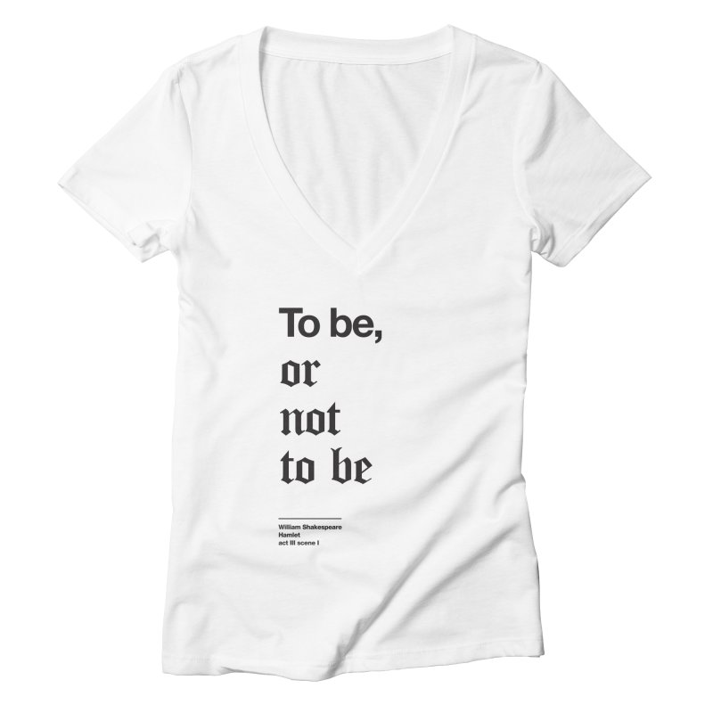 Women's None by Shirtspeare