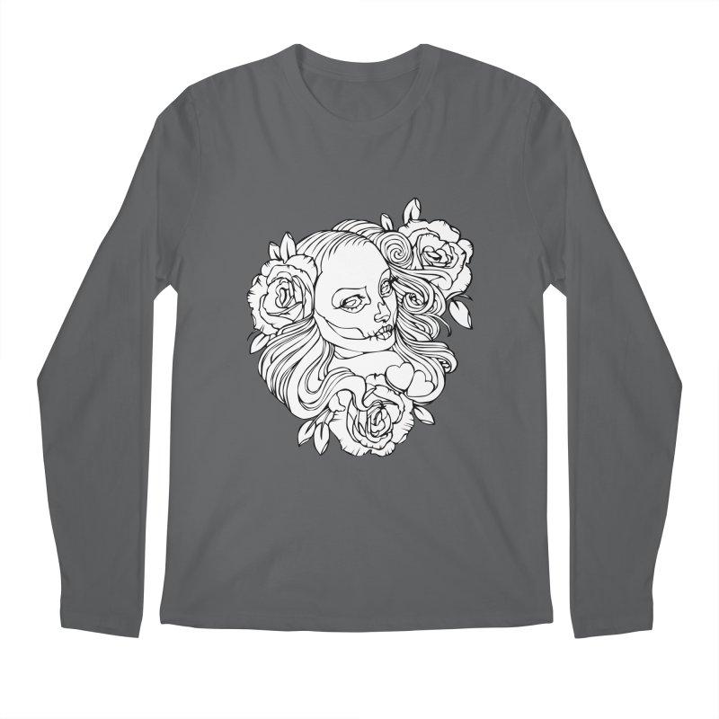 Boni Malevich Men's Longsleeve T-Shirt by shizoy's Shop