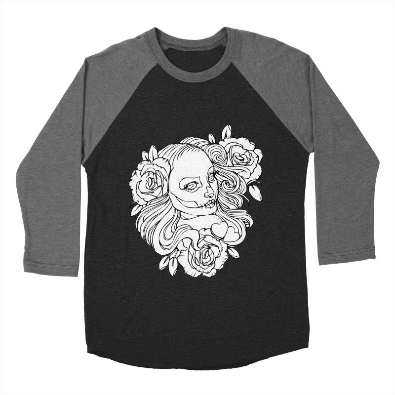 Boni Malevich Women's Baseball Triblend Longsleeve T-Shirt by shizoy's Shop