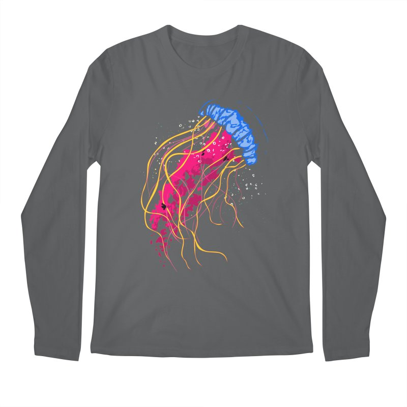 Meduzaza Men's Longsleeve T-Shirt by shizoy's Shop