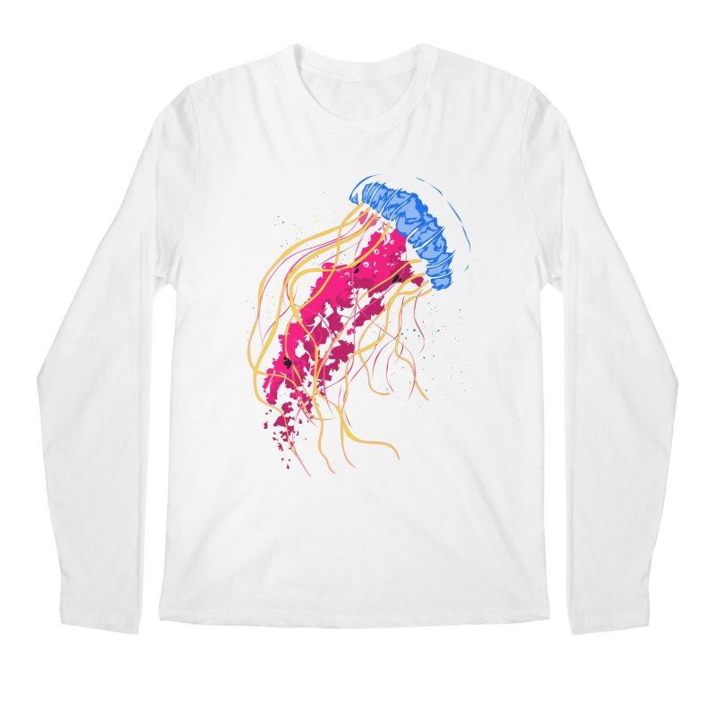 Meduzaza Men's Longsleeve T-Shirt by shizoy's Shop