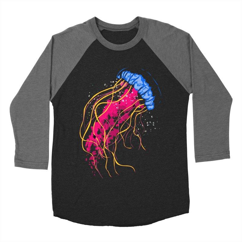 Meduzaza Women's Baseball Triblend Longsleeve T-Shirt by shizoy's Shop