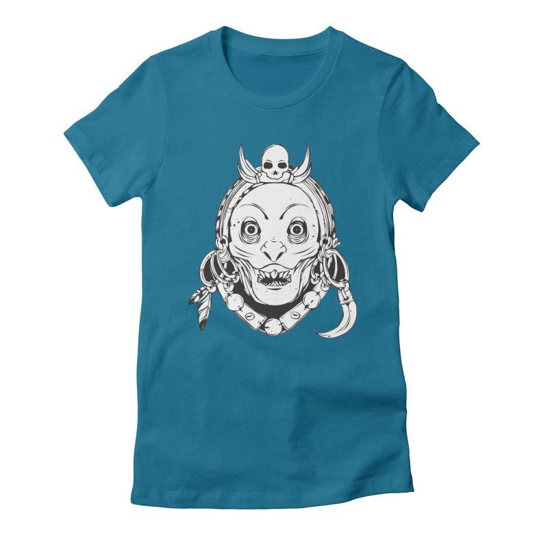 Nikatara Women's Fitted T-Shirt by shizoy's Shop