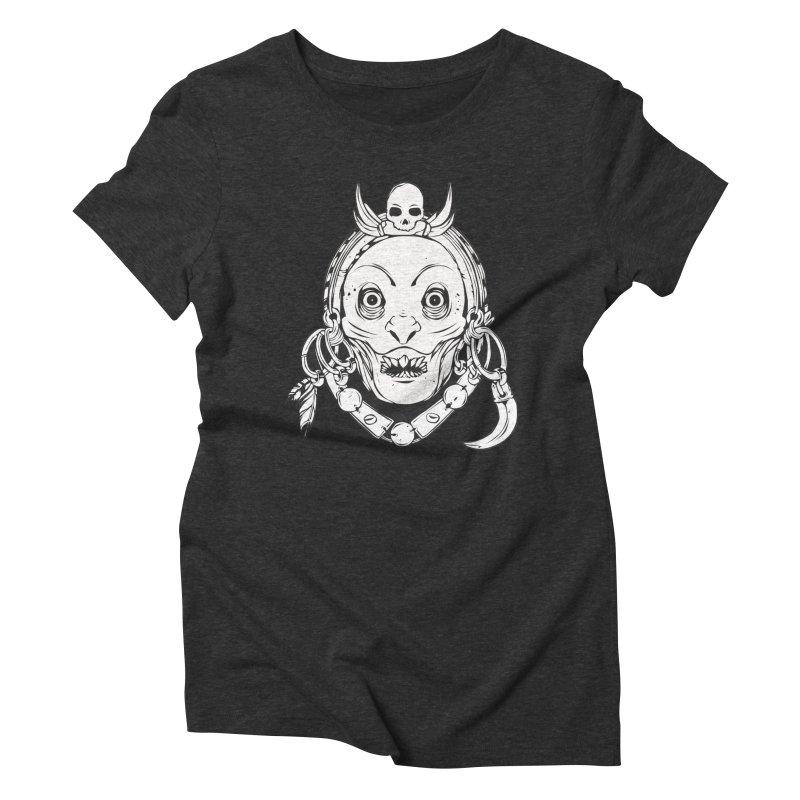 Nikatara Women's Triblend T-shirt by shizoy's Shop