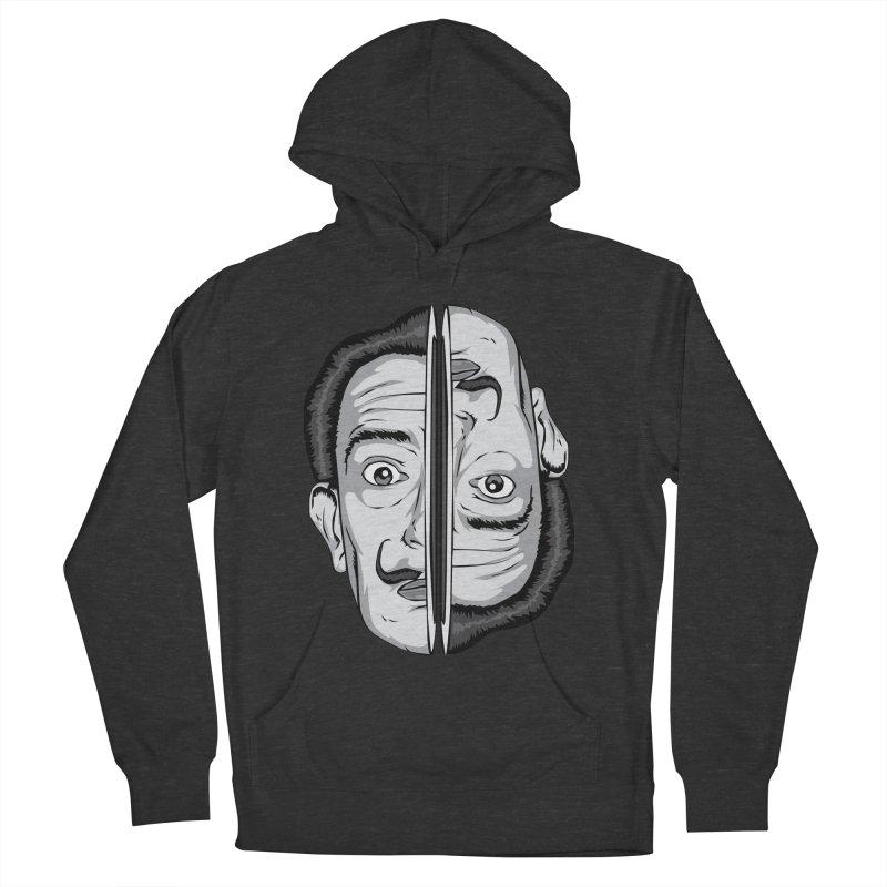 Salvador Dali Men's Pullover Hoody by shizoy's Shop
