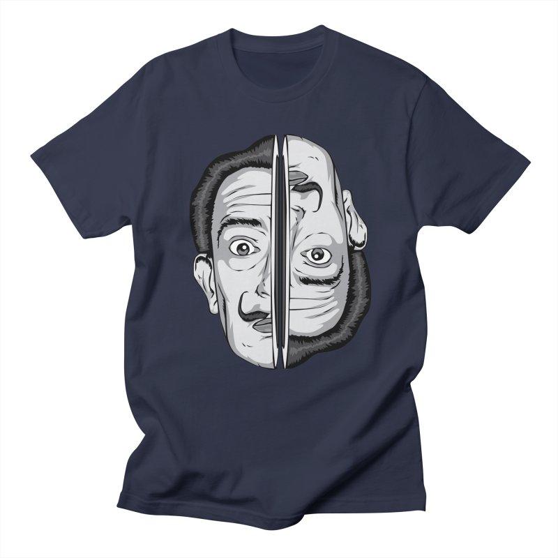 Salvador Dali Men's T-shirt by shizoy's Shop