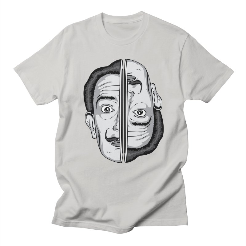 Salvador Dali Men's Regular T-Shirt by shizoy's Shop
