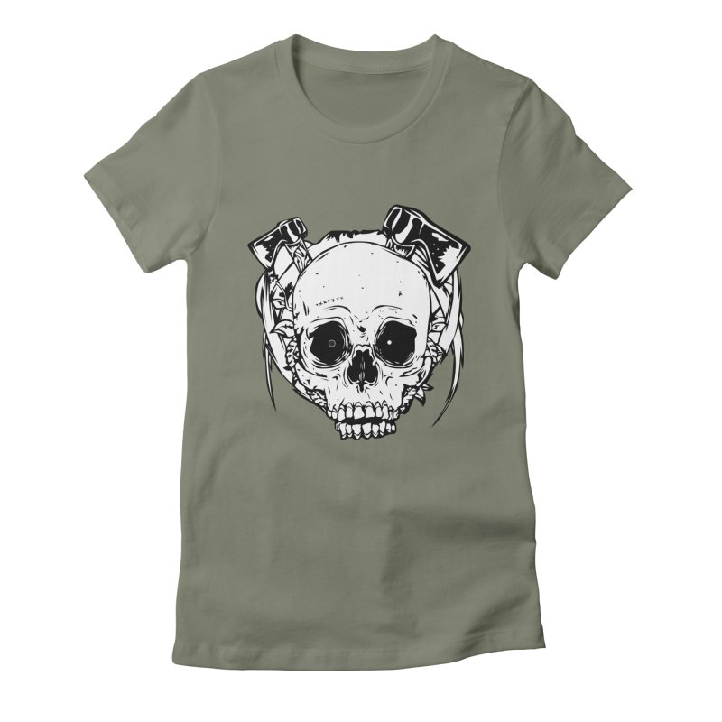 Diego Torvold Women's Fitted T-Shirt by shizoy's Shop
