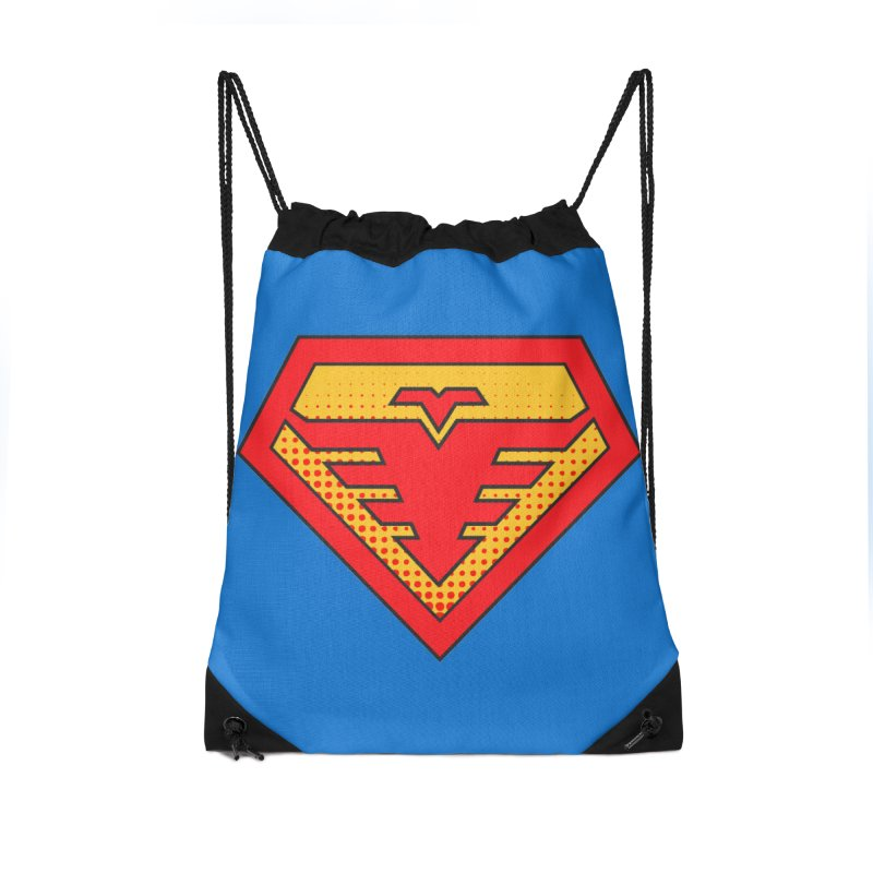 Super Shqipe! Accessories Bag by ylllenjani.com