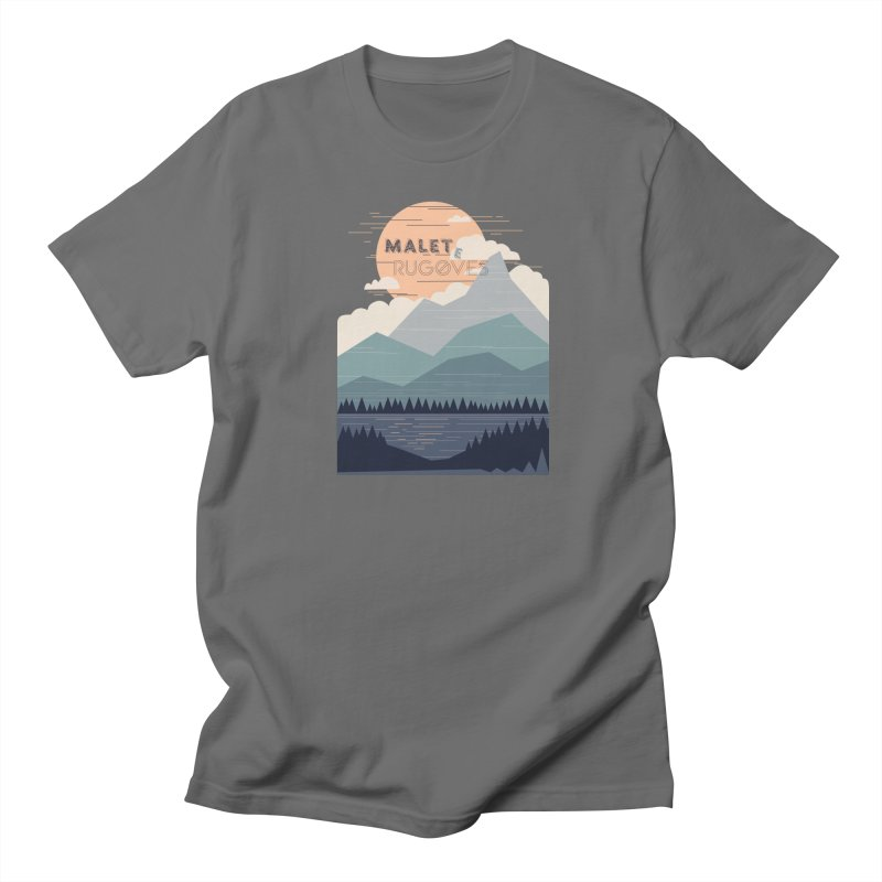 Malet e Rugovës Men's T-Shirt by ylllenjani.com