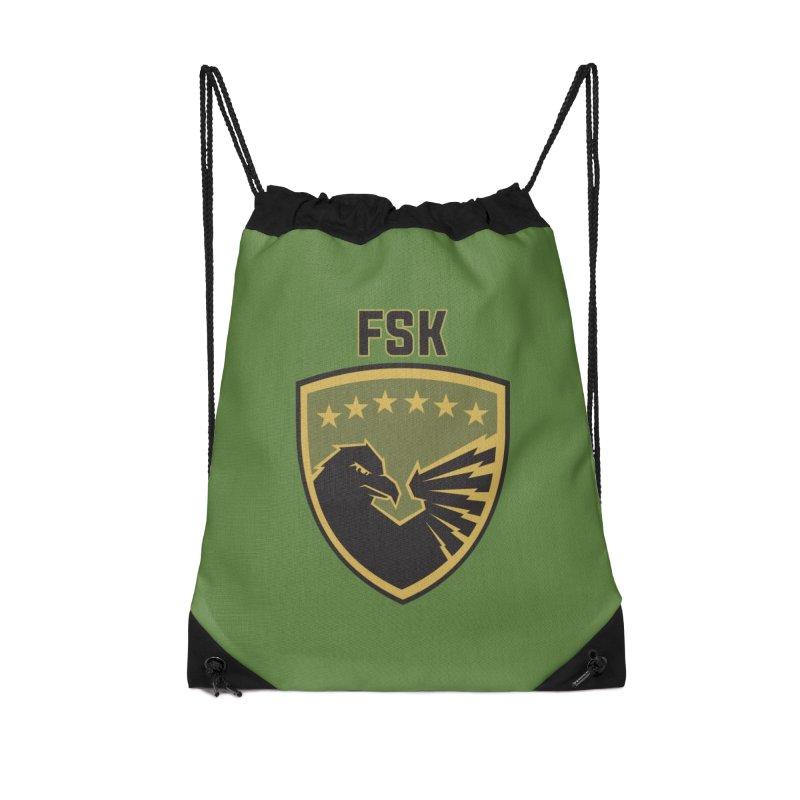 FSK Kosovo Army Accessories Bag by ylllenjani.com