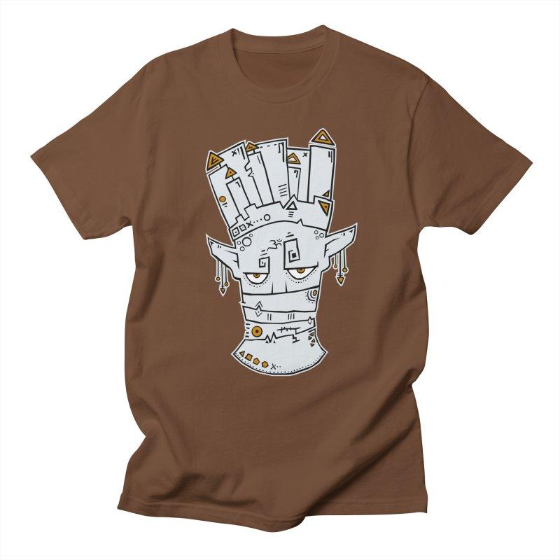 Tuareg King Men's T-shirt by -Sho Art