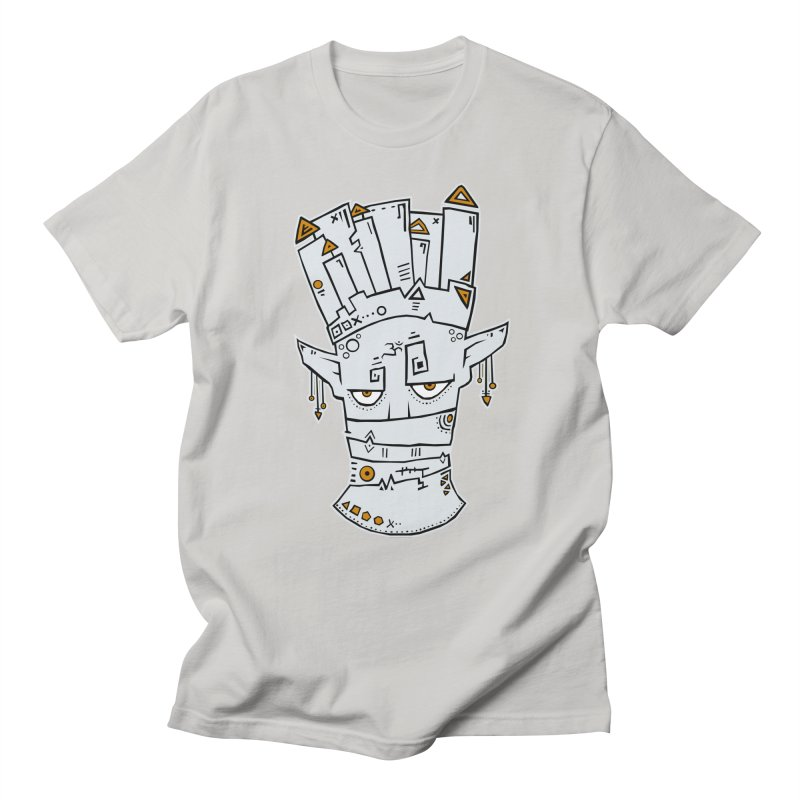Tuareg King Men's T-shirt by -Sho Art