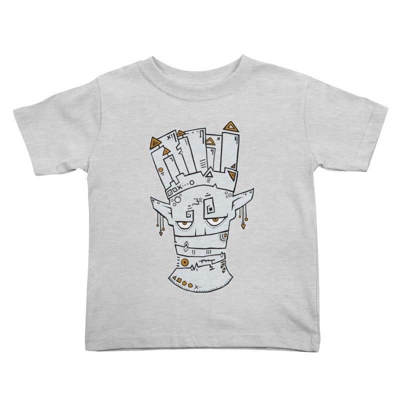 Tuareg King Kids Toddler T-Shirt by -Sho Art