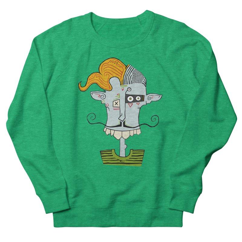 Cyber Barber Women's Sweatshirt by -Sho Art