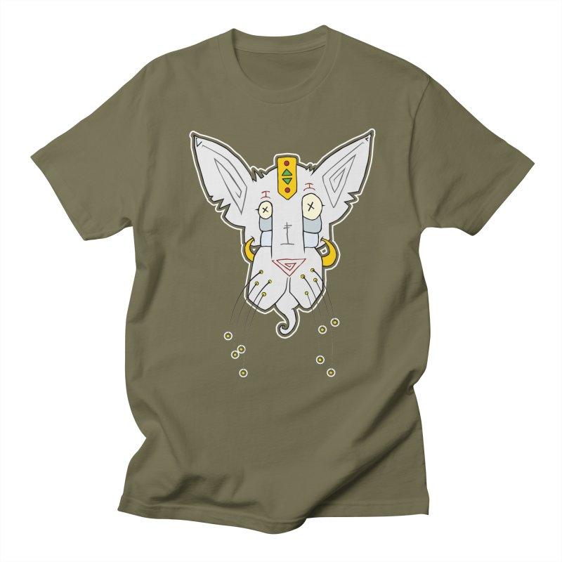 Meow-Woem Men's T-shirt by -Sho Art